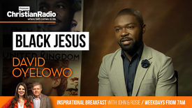 Thumbnail for entry David Oyelowo: Is Hollywood ready for a black Jesus?
