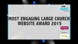 Thumbnail for entry Most Engaging Large Church Website Award // Premier Digital Awards 2015