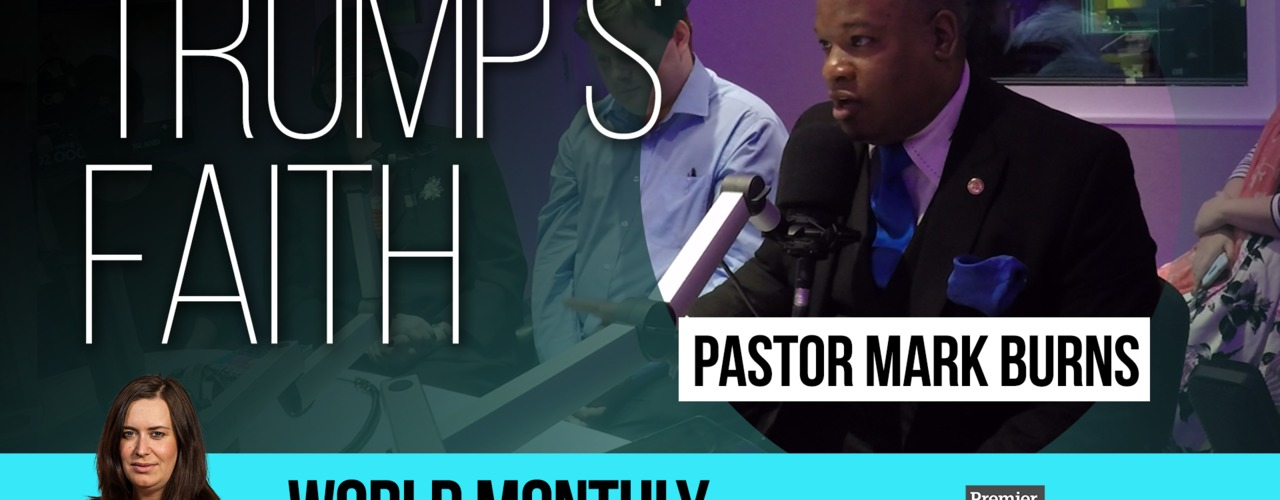 """Trump is a Christian"" // Pastor Mark Burns on World Monthly"