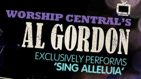 Thumbnail for entry Al Gordon: Sing Alleluia