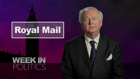 Thumbnail for entry Royal Mail & Tax cuts // Week in Politics (3/4/2014)