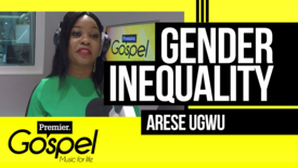 Thumbnail for entry Why are you spending that kind of money on a girl? // Arese Ugwu on Gospel Drive