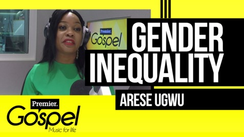 Why are you spending that kind of money on a girl? // Arese Ugwu on Gospel Drive