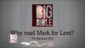 Why read Mark for Lent?