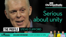 Thumbnail for entry Steve Clifford on being serious about unity // The Profile
