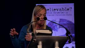 Jesus Legend // Amy Orr-Ewing // Unbelievable? Conf. 2013