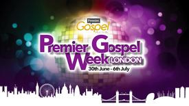 Thumbnail for entry Premier Gospel Festival London