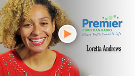 Thumbnail for entry Premier Profile // Loretta Andrews
