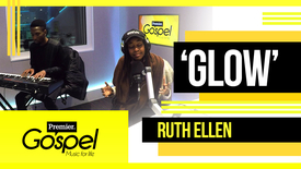 Thumbnail for entry Ruth-Ellen performs 'Glow' // Gospel Drive with Lady T
