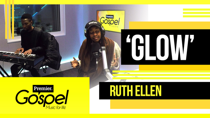 Ruth-Ellen performs 'Glow' // Gospel Drive with Lady T