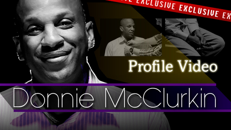 Spotlight: Donnie McClurkin