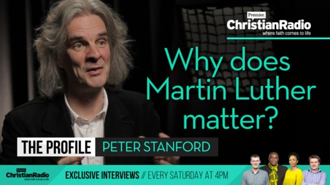 Peter Stanford - Why does Martin Luther matter // The Profile