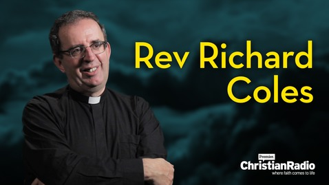 Rev Richard Coles // Britain's most famous vicar?