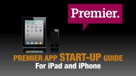 Thumbnail for entry Premier App Start-up Guide