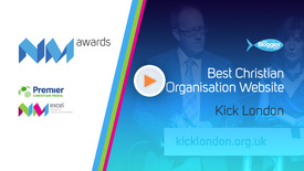Thumbnail for entry #CNMAC13 // Best Christian Organisation Website