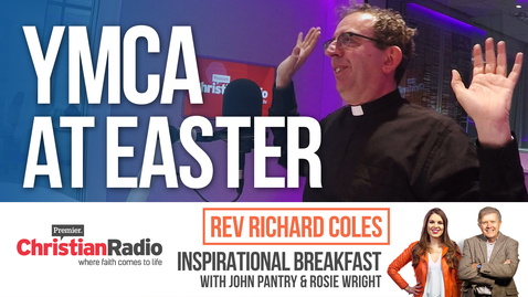 Reverend Richard Coles recalls his favourite Easter service request // Inspirational Breakfast