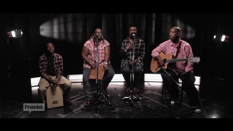 Ekklesia perform 'Atmosphere' // Premier Gospel