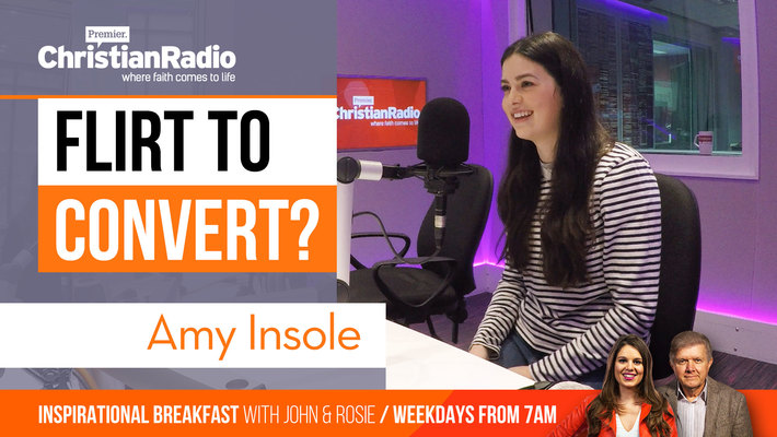 Flirting to convert: Yes or No? // Amy Insole on Inspirational Breakfast