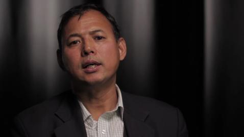 Ram Prasad Shrestha // How I Preach to Hindus // The Profile