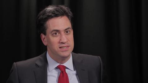 Ed Miliband // Respect for the Christian Community