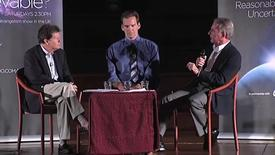 Thumbnail for entry Craig, Hazen, Zweerink // Is Atheism Winning the Battle for Science? // Unbelievable? Conf. 2014