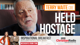 Thumbnail for entry Captured for 5 years: I was never angry with God // Terry Waite