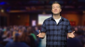 Thumbnail for entry Unbelievable? The Conference 2016 - Discover Your Inner Evangelist