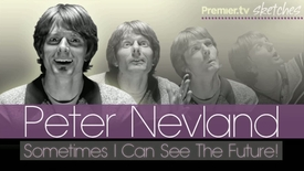 Thumbnail for entry Sketch: Peter Nevland - Sometimes I Can See The Future