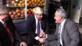 Thumbnail for entry Boris Johnson and Ziad Al-Bandak