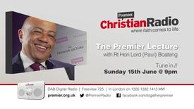 Thumbnail for entry Rt. Hon Lord Boateng // Christians and justice