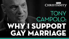 Thumbnail for entry Tony Campolo: Why I support gay marriage // Premier Christianity