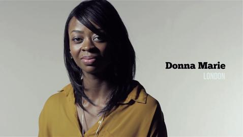 Raised with Christ // Donna Marie's Story