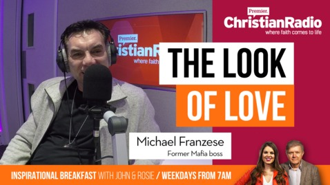 How the love of a young woman led me to the love of God // Michael Franzese