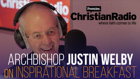 Thumbnail for entry Being mistaken for Justin Bieber // Archbishop of Canterbury, Justin Welby