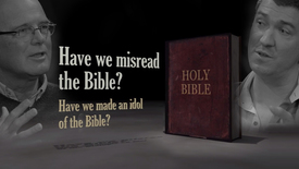 Thumbnail for entry Have we made an idol of the Bible? Brian McLaren & Andrew Wilson debate