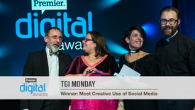 Thumbnail for entry Most Creative Use of Social Media // Premier Digital Awards 2016