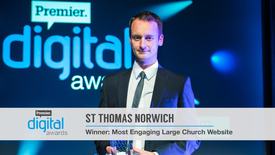 Thumbnail for entry Most Engaging Large Church Website // Premier Digital Awards 2016