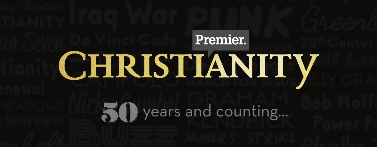 Buzz to Premier Christianity - 50 years and counting…