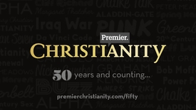 Thumbnail for entry Buzz to Premier Christianity - 50 years and counting…