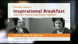 Thumbnail for entry The Premier Interview with Nicky & Sila Lee