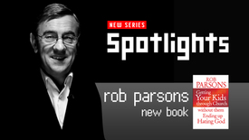 New Book: Rob Parsons (promo)