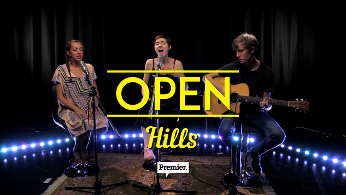 'Open' by Hills (Acoustic) // Premier Unsigned