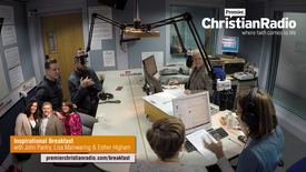 Thumbnail for entry Christian Celebs // Rev Cris Rogers, Geanie Uribe & Rob Peabody // Inspirational Breakfast