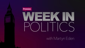 Thumbnail for entry Government Reshuffle & Assisted Dying // Week in Politics