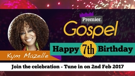 Kym Mazelle // Happy Birthday Premier Gospel