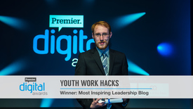 Thumbnail for entry Most Inspiring Leadership Blog // Premier Digital Awards 2016