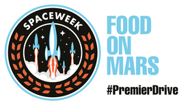 Thumbnail for entry Food on Mars // Space Week #PremierDrive