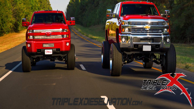 2015 Duramax HDs Snappin' Necks!!! : Triple-X Diesel Nation