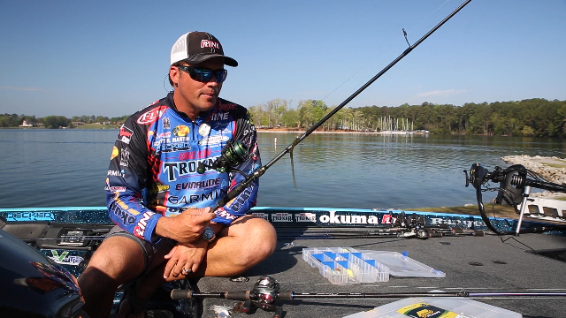 Spring bass fishing tips scott martin challenge for Bass fishing challenge