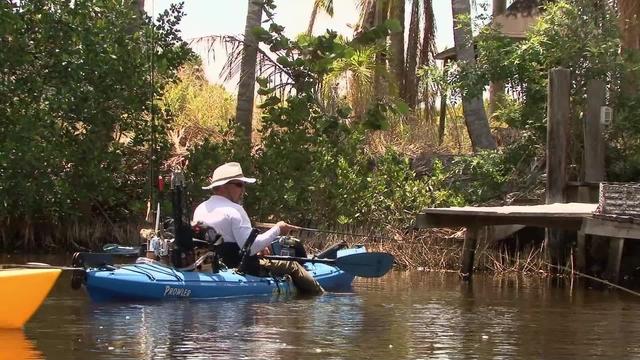 Florida saltwater flats kayak fishing the kayak fishing show for Florida saltwater fishing seasons